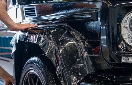 Фото бронирования автомобиля